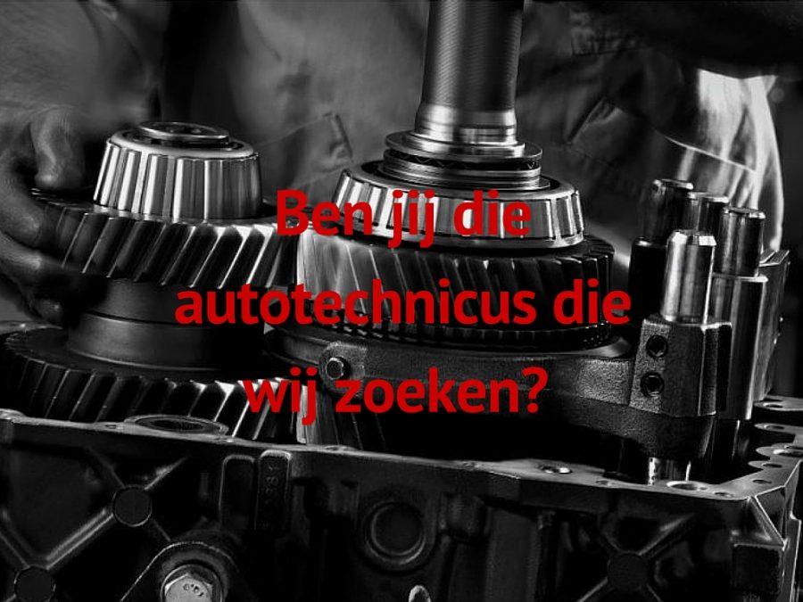 Vacature 1e of 2e Autotechnicus